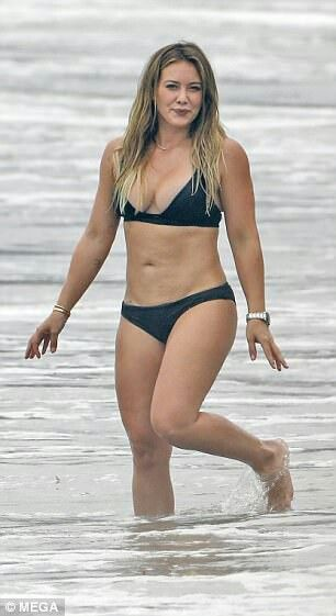 Hillary Duff Hilary Duff Bikini The Duff Celebrity Bikini
