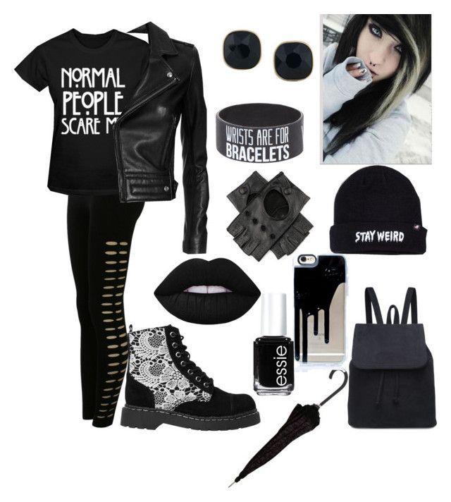 Chemical Black Red Black Dress Check Goth Punk Glam Goth Emo Party Grunge Club
