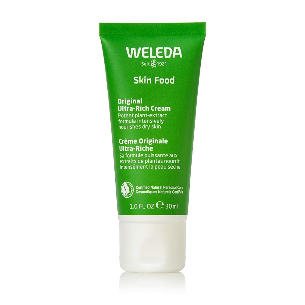 Amazon Com Weleda Skin Food Original Ultra Rich Body Cream 1 Fl Oz Pack Of 2 Beauty In 2020 Weleda Skin Food Skin Food Body Cream