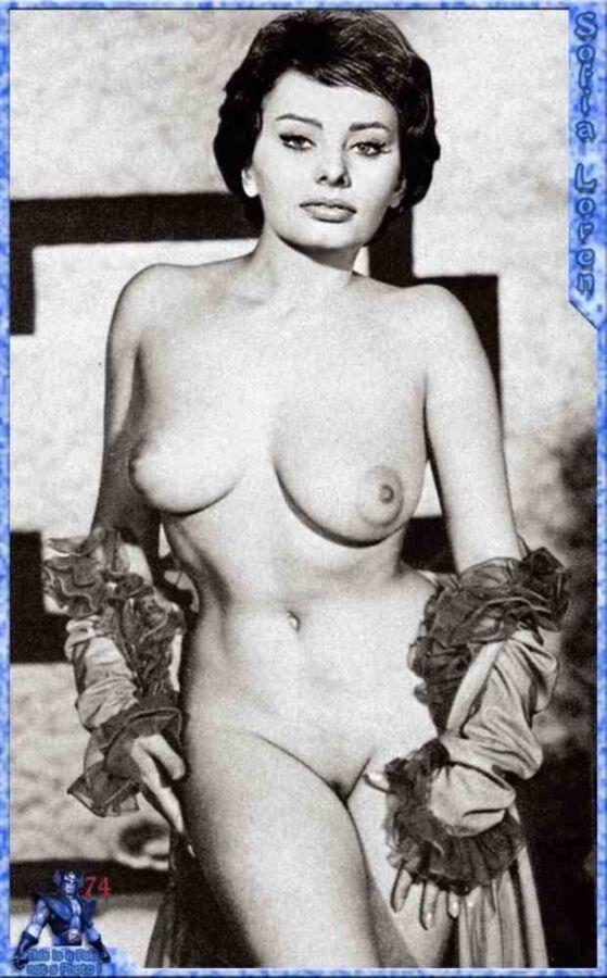 София лорен голая