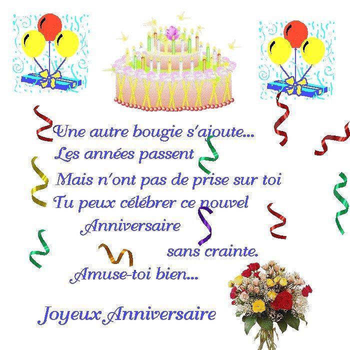 Message D Anniversaire Pour Les 30ans De Ma Fille Oiseaux