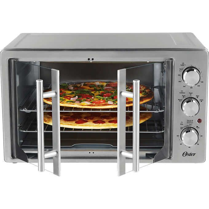 Oster Xl French Door Convection Toaster Oven French Door Oven Convection Toaster Oven Countertop Oven