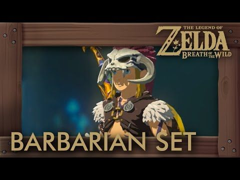 zelda breath of the wild set bonuses