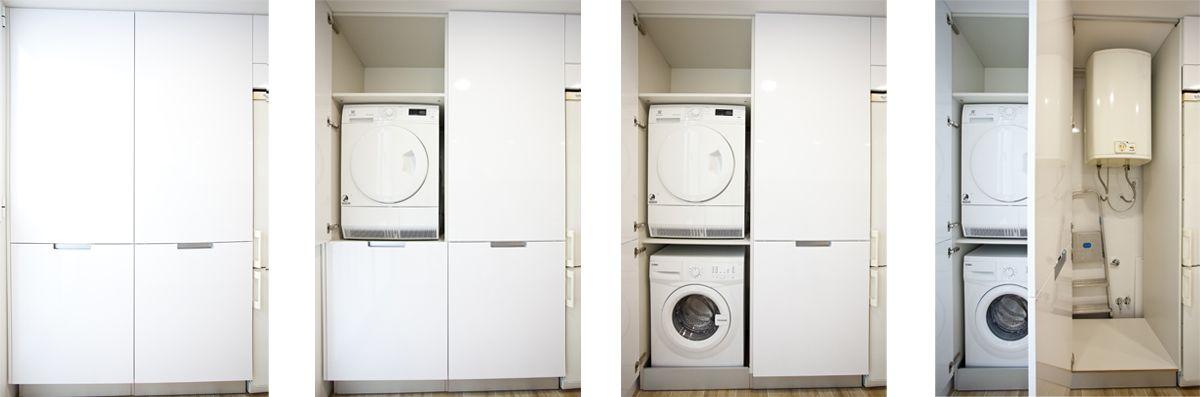 Tiene la importancia que tiene por lo que se merece un - Mueble para secadora ...