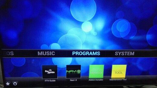 kodi para tv box