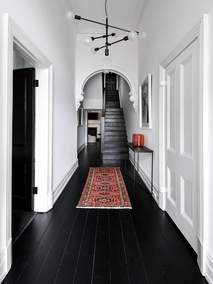 The Lodging, Boutique Accommodation in Fremantle | Travel | est living #darkflooring
