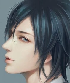 Fantasy Man Digital Art Google Search Handsome Anime Guys Fantasy Art Men Handsome Anime