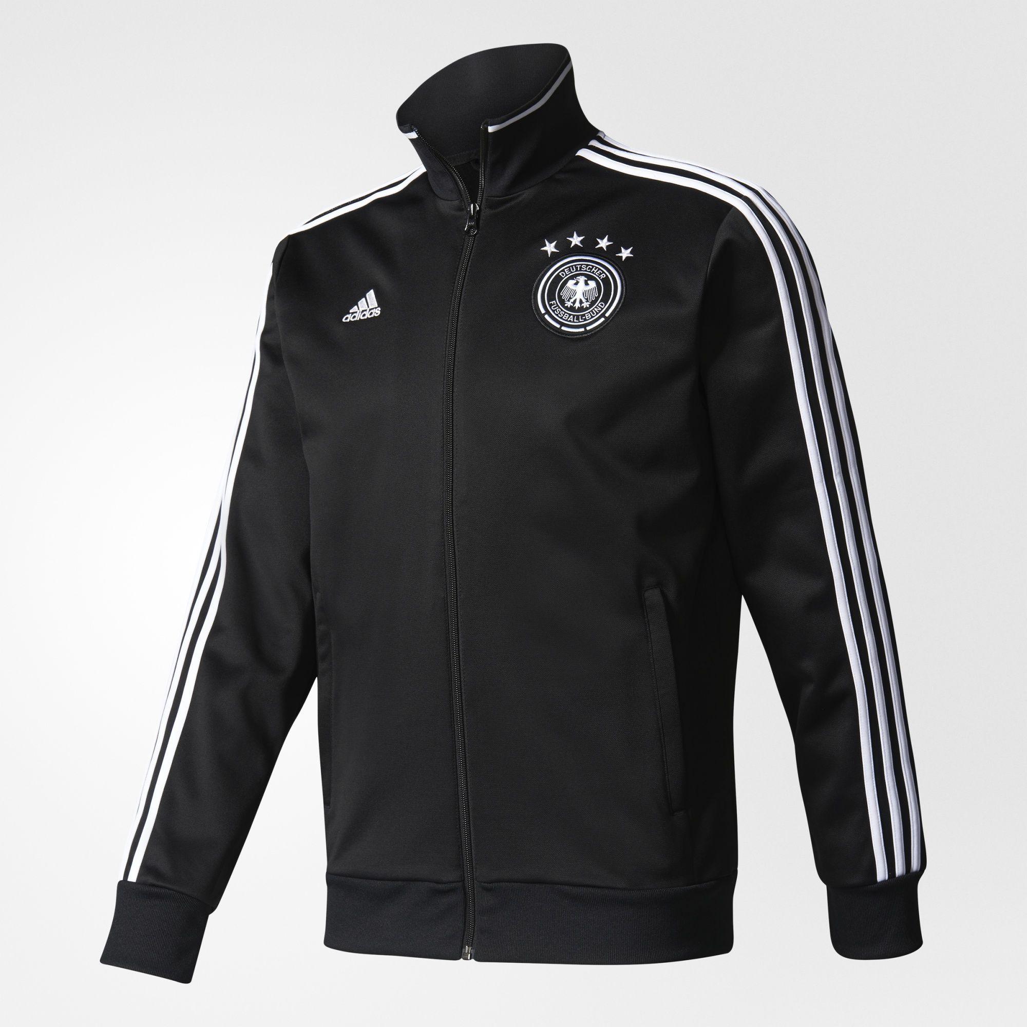 adidas - Germany 3-Stripes Track Jacket