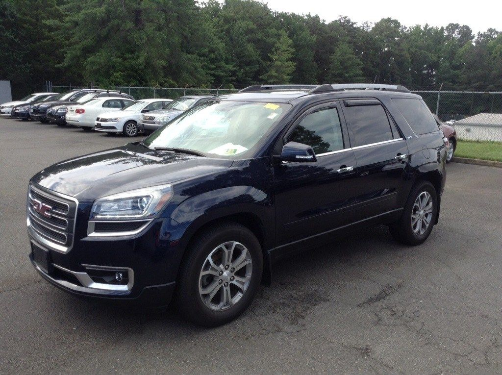 Used 2016 Gmc Acadia From West Broad Volkswagen In Richmond Va