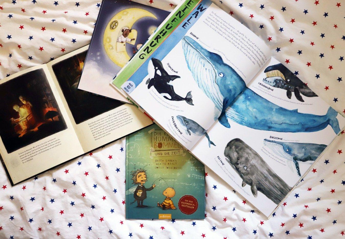 Kinderbücher ab 4 bis 6 Jahren (mit Bildern