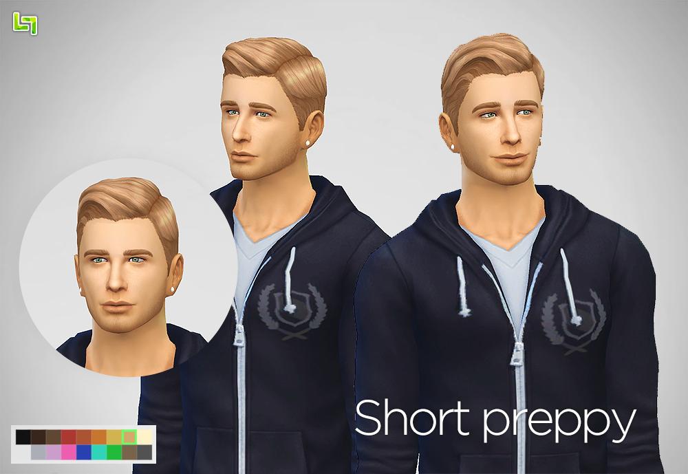 """""""s4mhair"""" - male hair sims"""