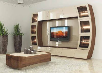 excellent tv wall units furniture | modern tv wall units design ideas for living room ...