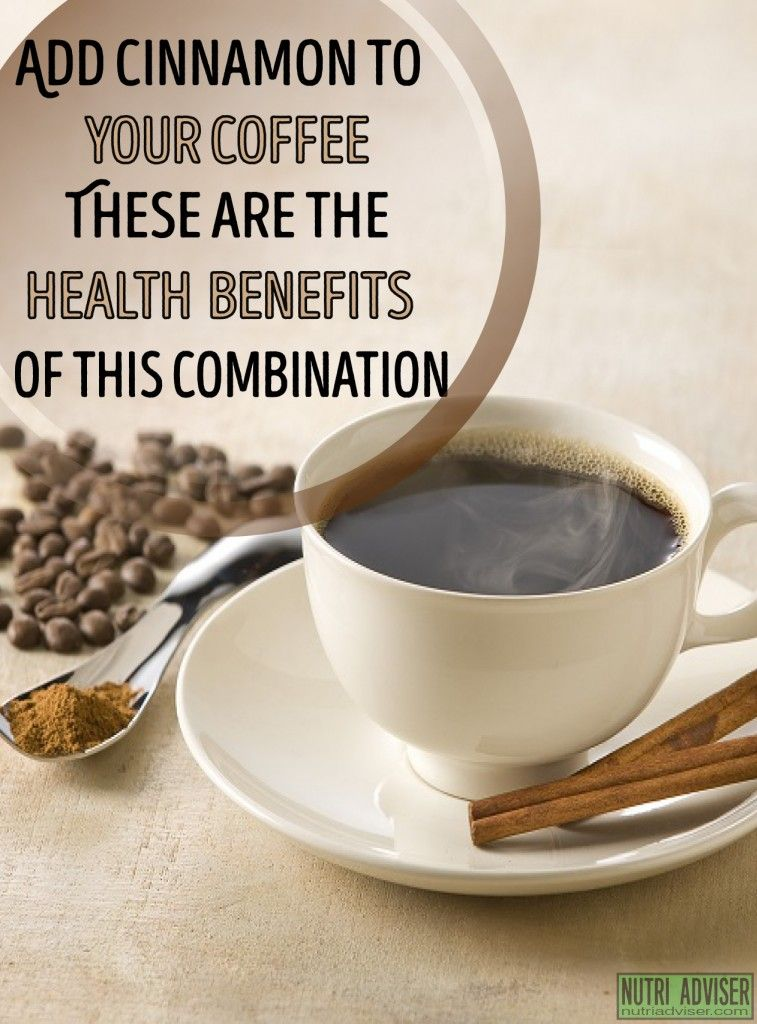Have You Ever Tried Adding Cinnamon To Your Coffee? Here's
