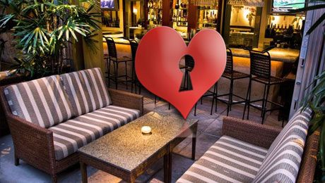 Singles Lock and Key Party @ Paradise Grille and Bar (Del Mar, CA)