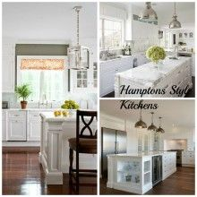Hampton Style Kitchen Designs New 5 Hamptons Style Kitchen Designsinspired Space  Blog Posts Review