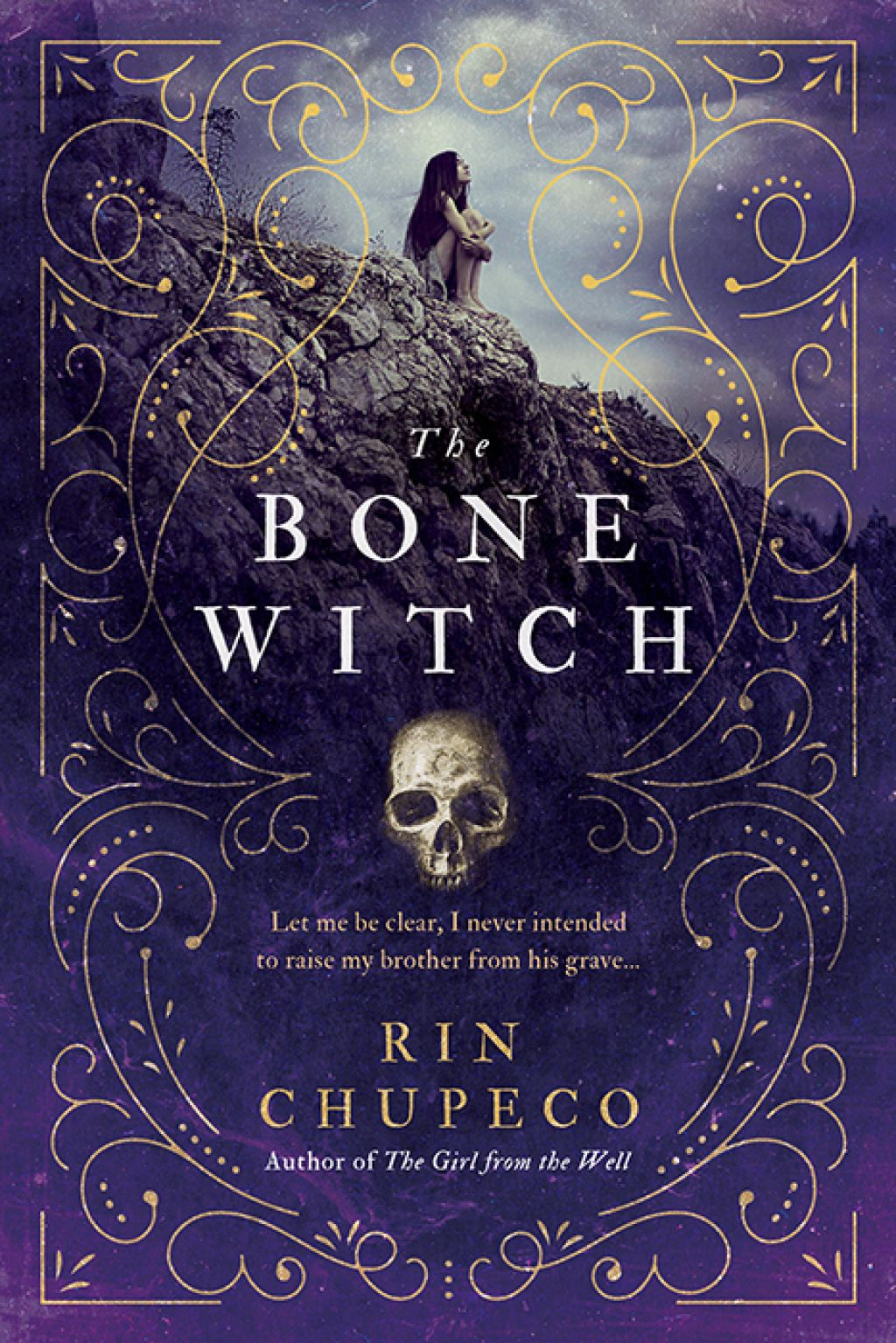 The Bone Witch (eBook) is part of Witch books - By Rin Chupeco PRINT ISBN 9781492635826 ETEXT ISBN 9781492635833 Edition 0