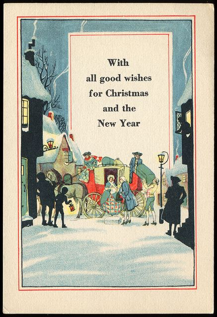 1920s greetings
