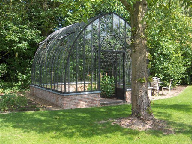 serres de jardin fer forgé et verre DBG Classics Jardin du0027hiver