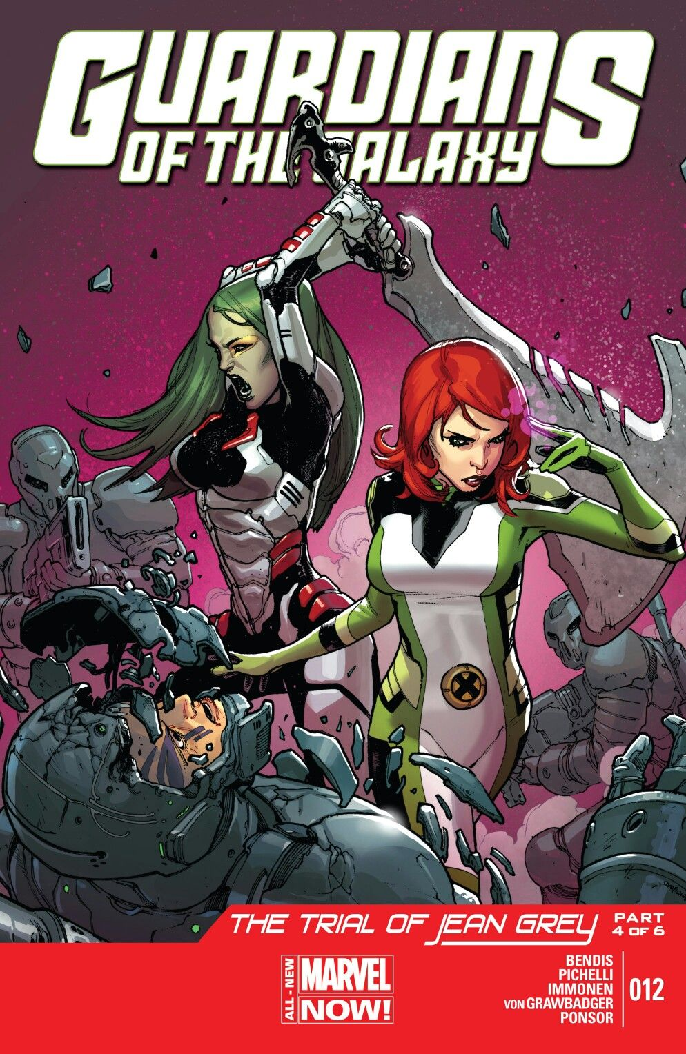 Guardiões da Galáxia entram para Tropa Nova em HQ   Marvel