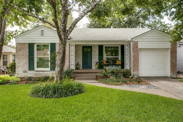 5910 Winton Street Dallas Tx 75206 Mls Listing 13249670 Dallas Real Estate Home 2 Bedroom House