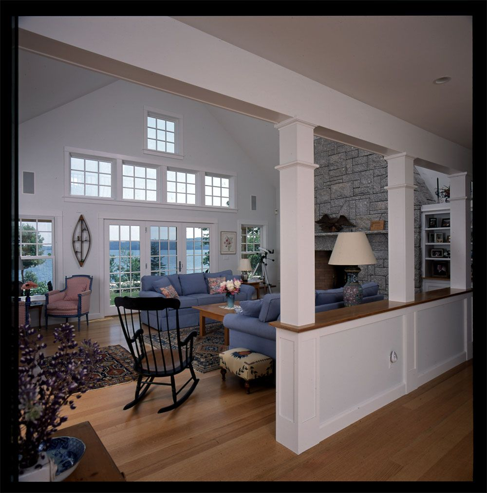 Windows and room separation doors window - Dining room living room separation ...