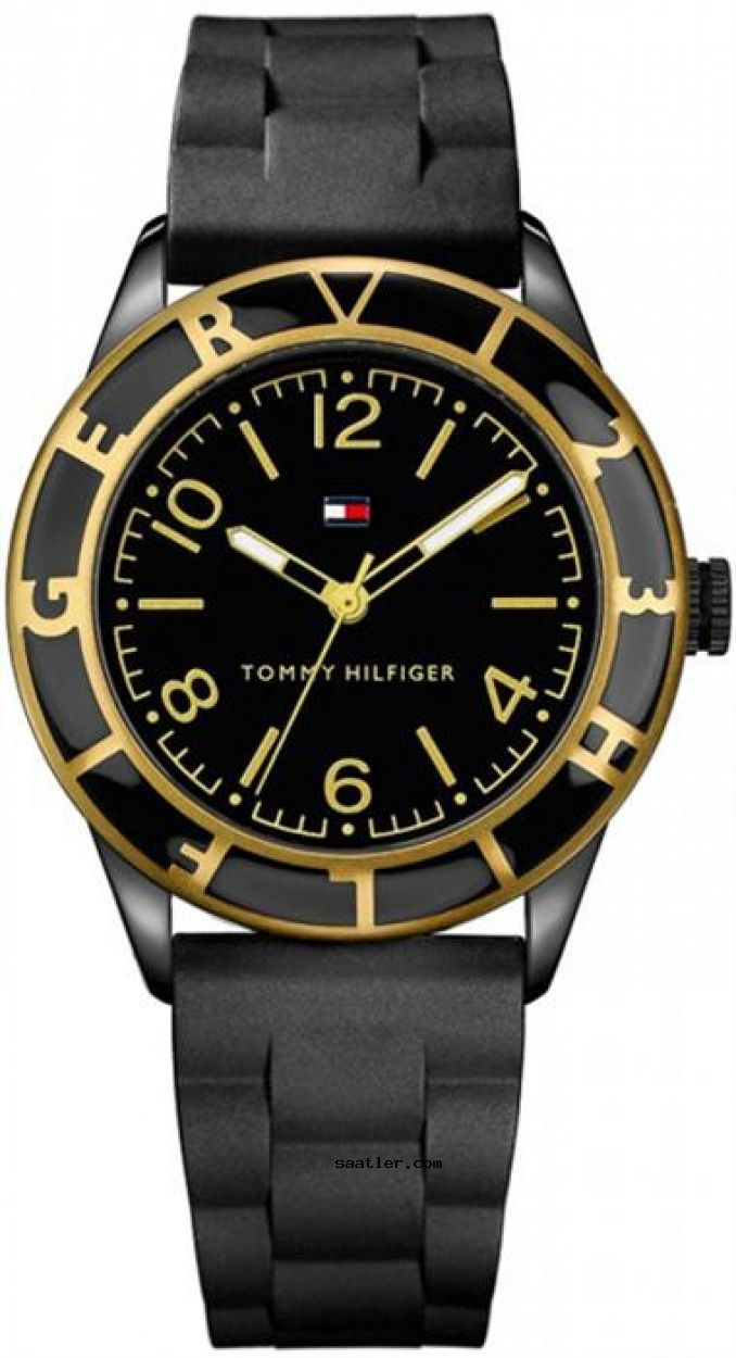 Tommy Hilfiger Th1781183 Bayan Kol Saati Tommy Hilfiger Tommy Rolex Watches