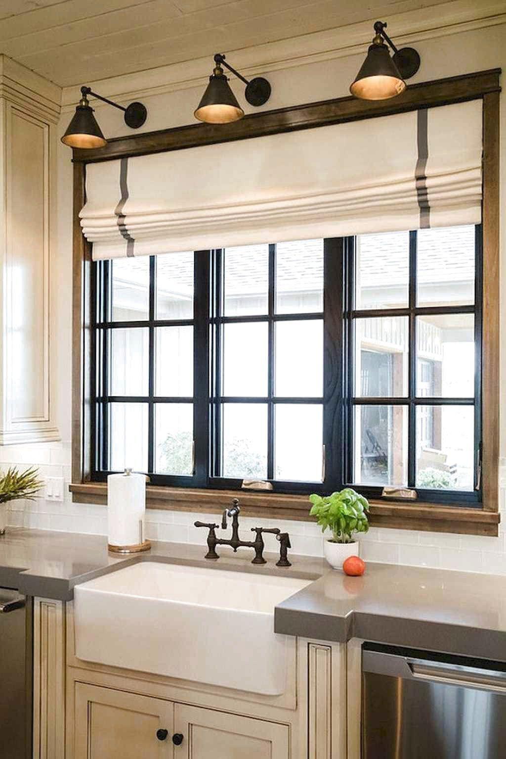 9 Amazing Farmhouse Kitchen Curtains Decor Ideas KitchenDecor ...