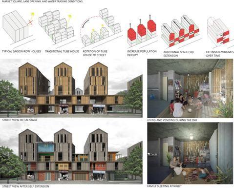 'Informal urbanism' entry wins Unbuilt design competition