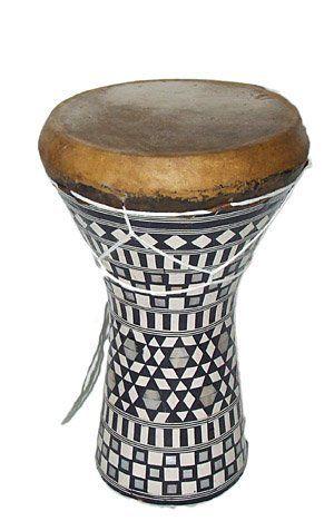 Darbuka Percussion Light Weight 12'' Egyptian Wooden Darbuka Traditional Drum by Wooden Darbuka Drum, http://www.amazon.com/dp/B008KKLFWE/ref=cm_sw_r_pi_dp_wDZxqb1QXYVDA