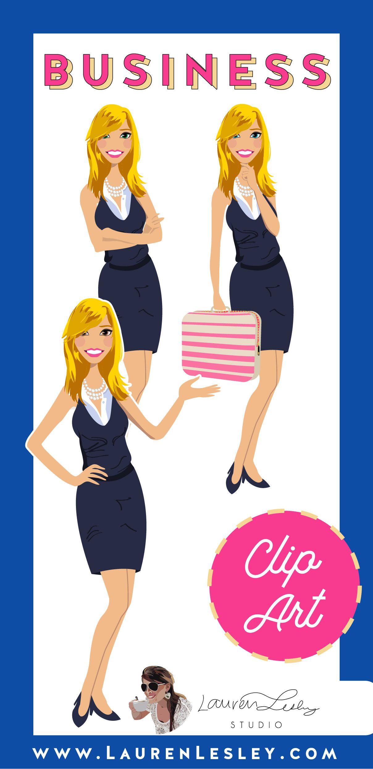 Business Clip Art Daisy Logo young, Clip art