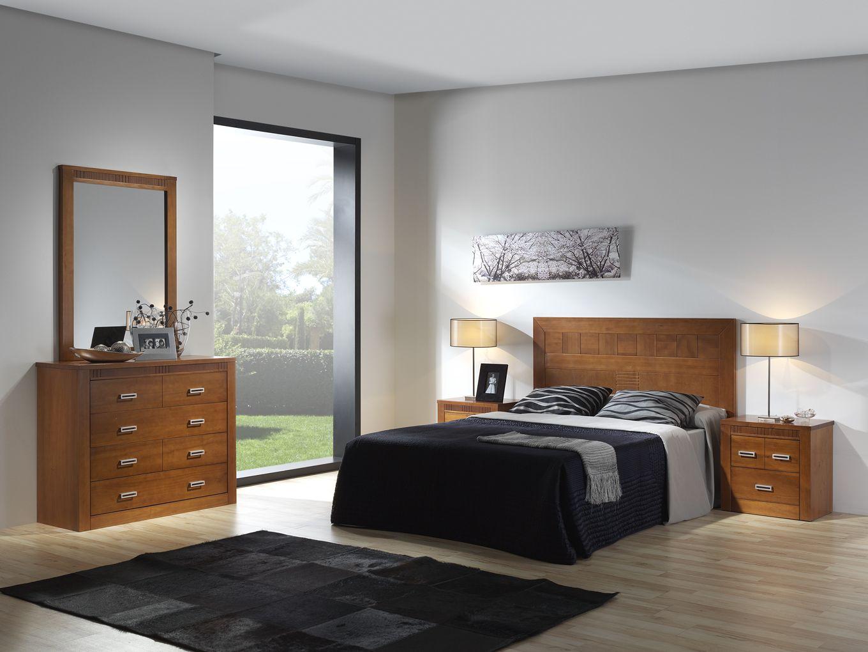 Dormitorios Rusticos De Matrimonio Excellent Muebles Puente Para  # Muebles Rusticos Con Toque Moderno