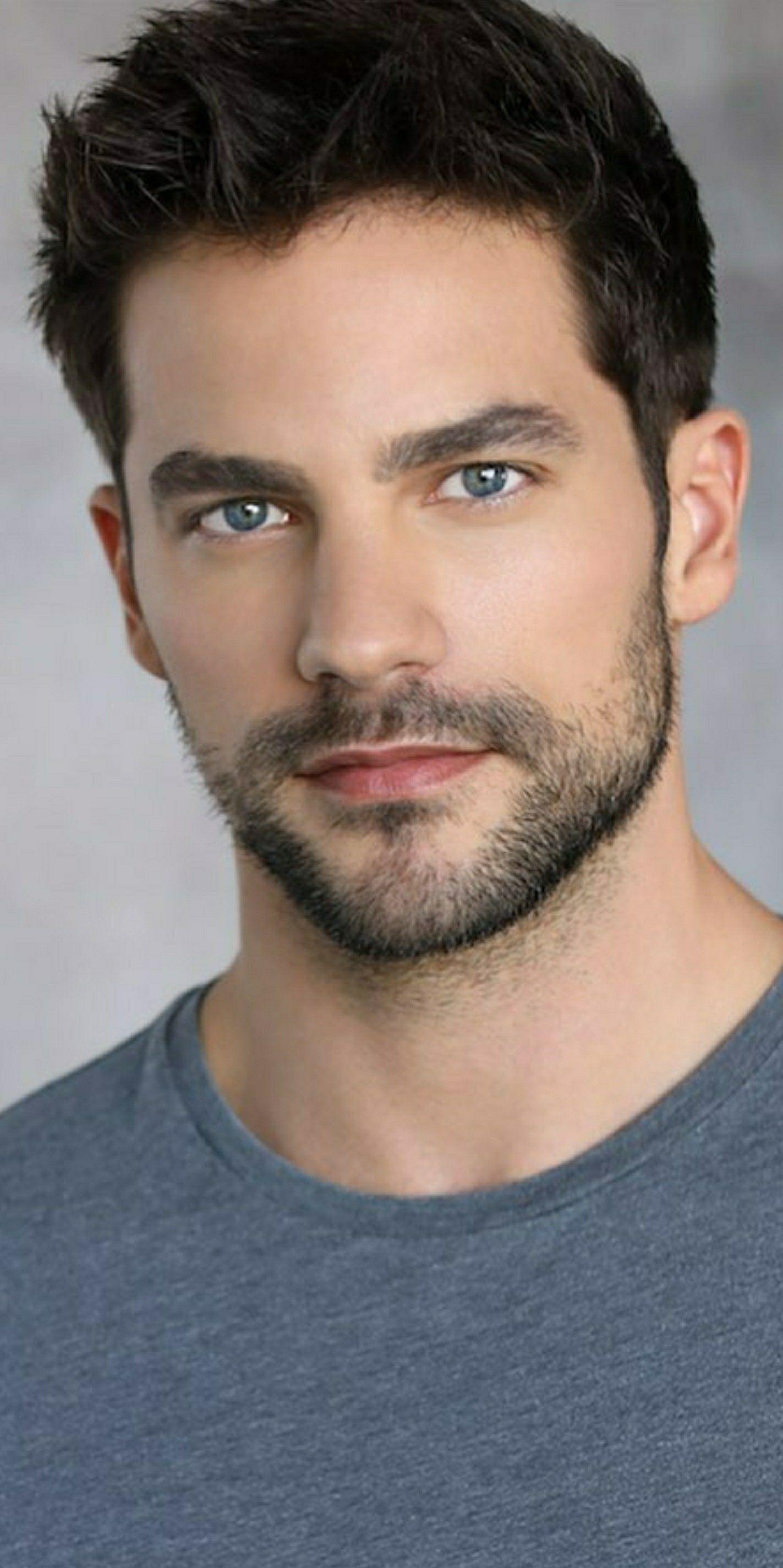Stubble beard for men with blue eyes hírességek pinterest