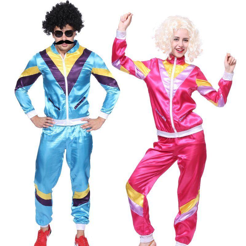 33 inspirationen f r das beste 80er kost m f r eine mottoparty halloween aerobic hollywood