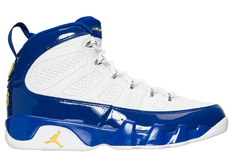 Air Jordan 9 \u201cKobe\u201d Is The Latest Jumpman Player Exclusive Release