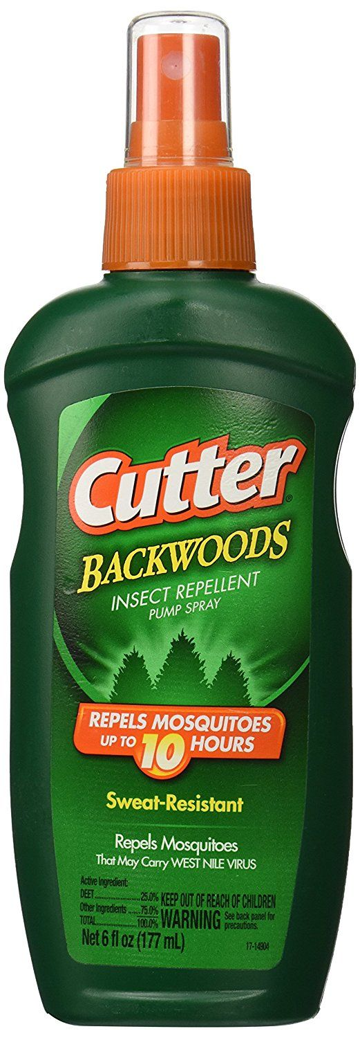Cutter Backwoods Insect Repellent (Pump Spray) (HG96284