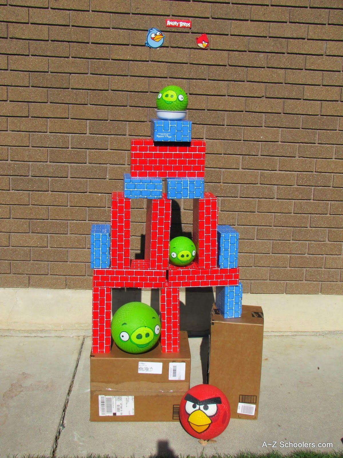 Angry Birds Activities