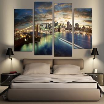 Set de cuadros decorativos puente 3 piezas cuadros pinterest cuadros decorativos puentes - Cuadros decorativos dormitorio ...