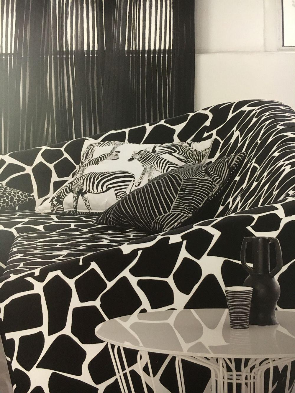 Raumausstatter gardinen dekorationen  Foto: JAB Anstoetz aus Kollektion Yin&Yang! Zebra Stoff MILO 140cm ...