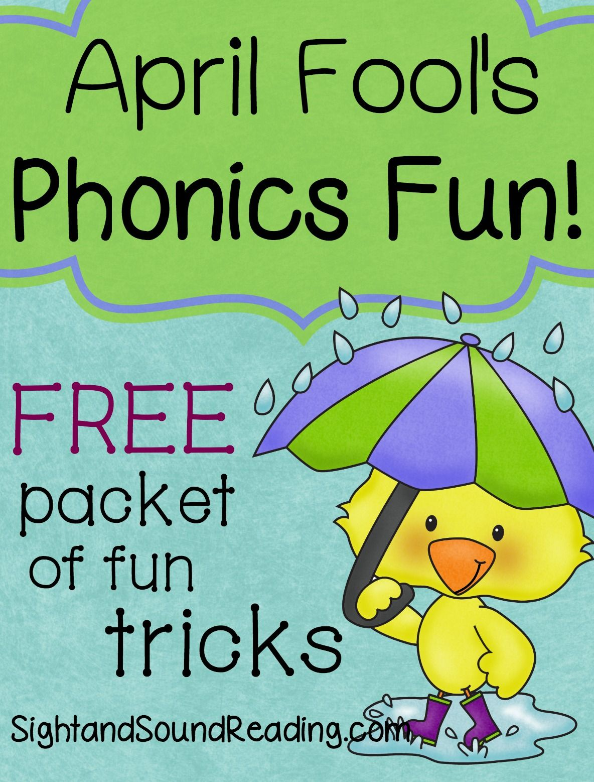 April Fools Day Tricks For Kindergarten