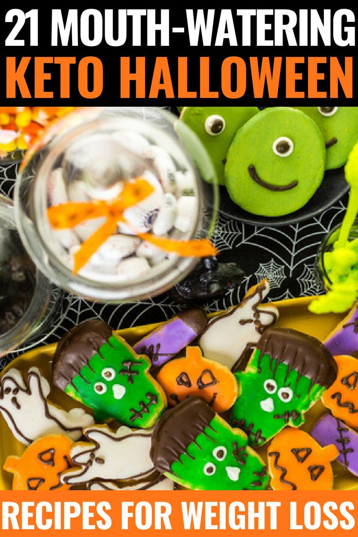 26 Keto Halloween Recipes That'll Make October Keto ...