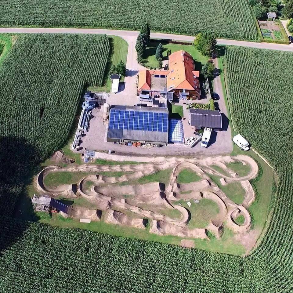 16 Backyard Trail Heavens To Fulfil Your Wildest Fantasies Dirt Bike Track Motocross Tracks Dirt Bike Room Mini backyard motocross track