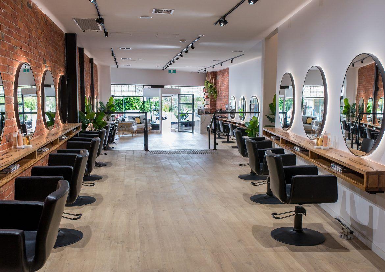pin salon interiors