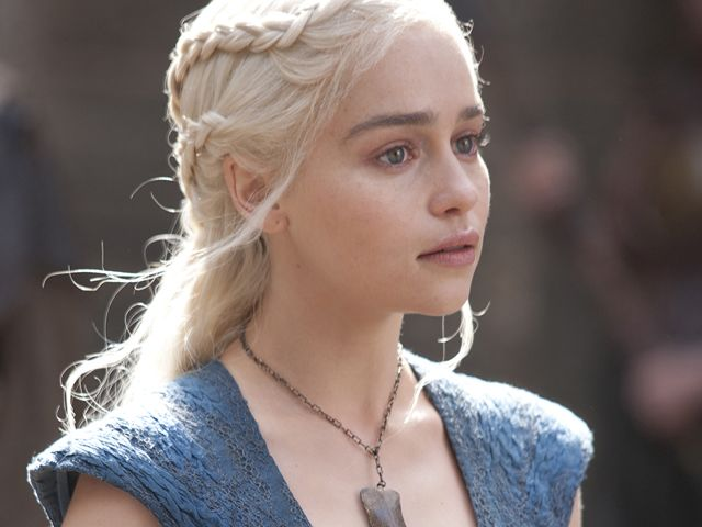 mad hair styles daenerys targaryen the khalessi of of thrones from 8356 | 8356fefd9df2ab75e400b7b57668ed66