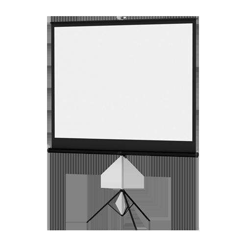 Da Lite Veratol Lightweight Portable Projector Screen Projector Screen Lcd Projector Home Projector Screen
