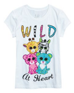 486aa84e39e Children s Beanie Boo t-shirt now available at Justice!