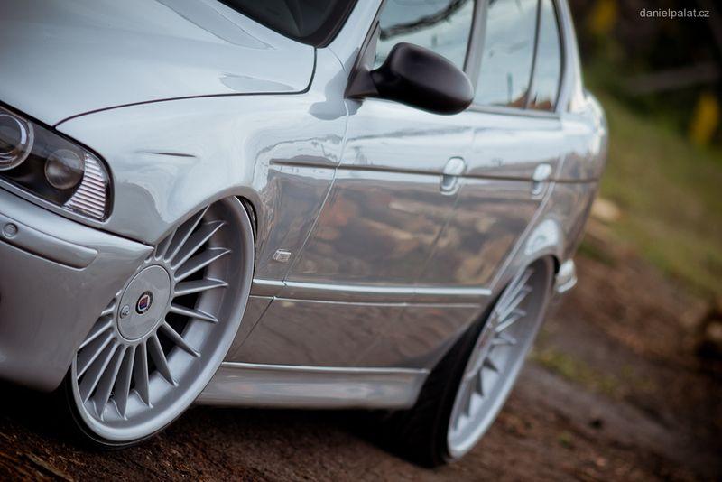 Bmw 540i With Alpina Wheels Bmw Love Bmw Cool Cars