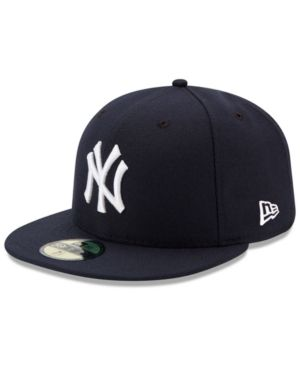 New Era New York Yankees Authentic Collection 59fifty Cap Reviews Sports Fan Shop By Lids Men Macy S Fitted Hats New York Yankees New York Yankees Logo