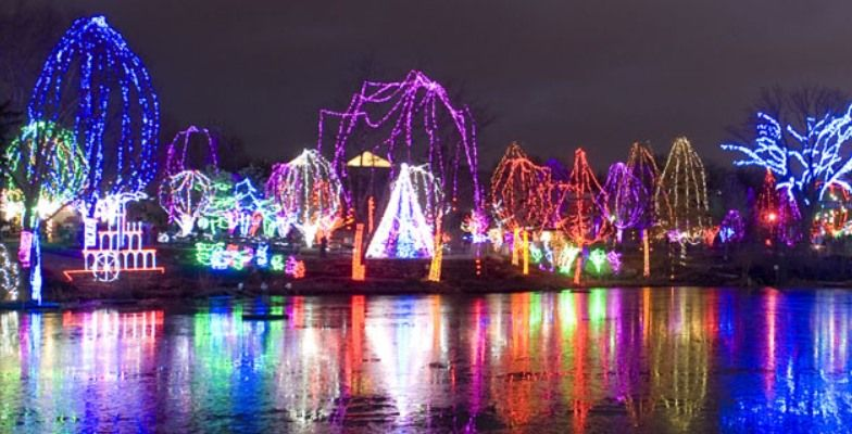 Wildlights At The Columbus Zoo Zoos Light Up Holiday Season Ideas