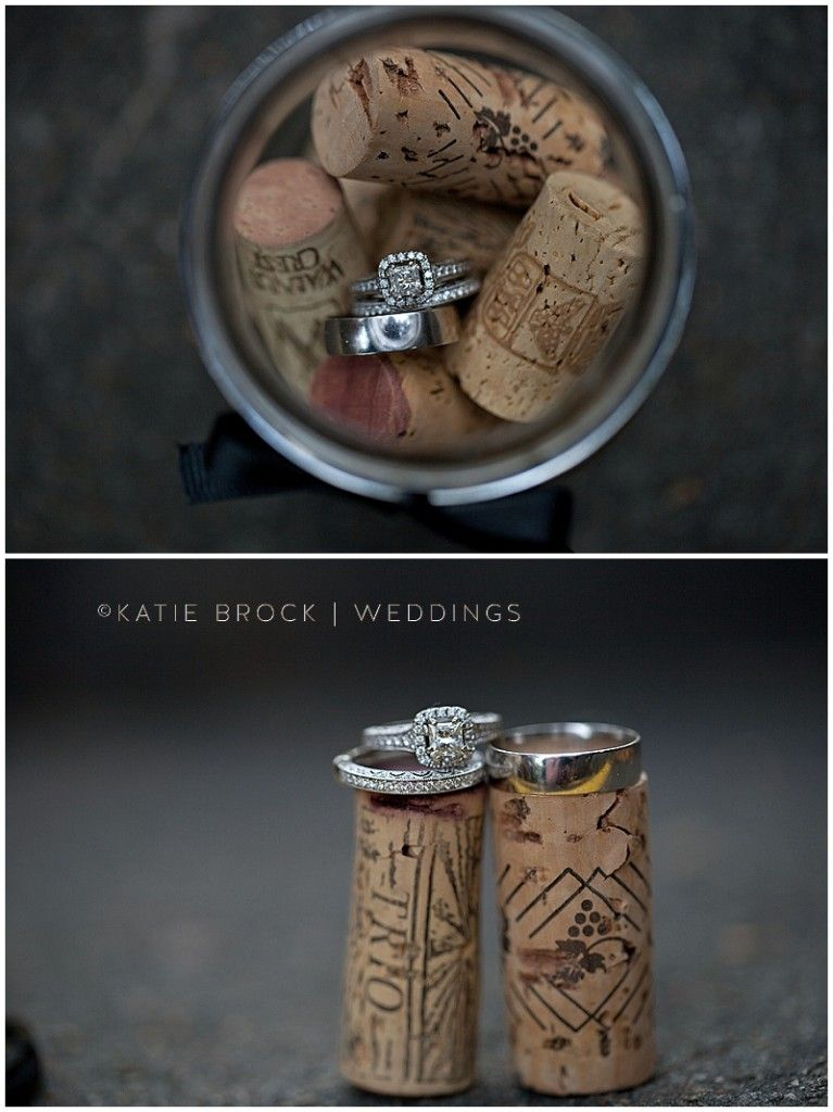 Wine cork detail photos
