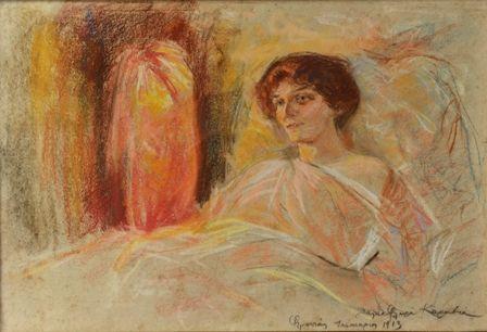 Marie Bonaparte - Thalia Flora-Karavia